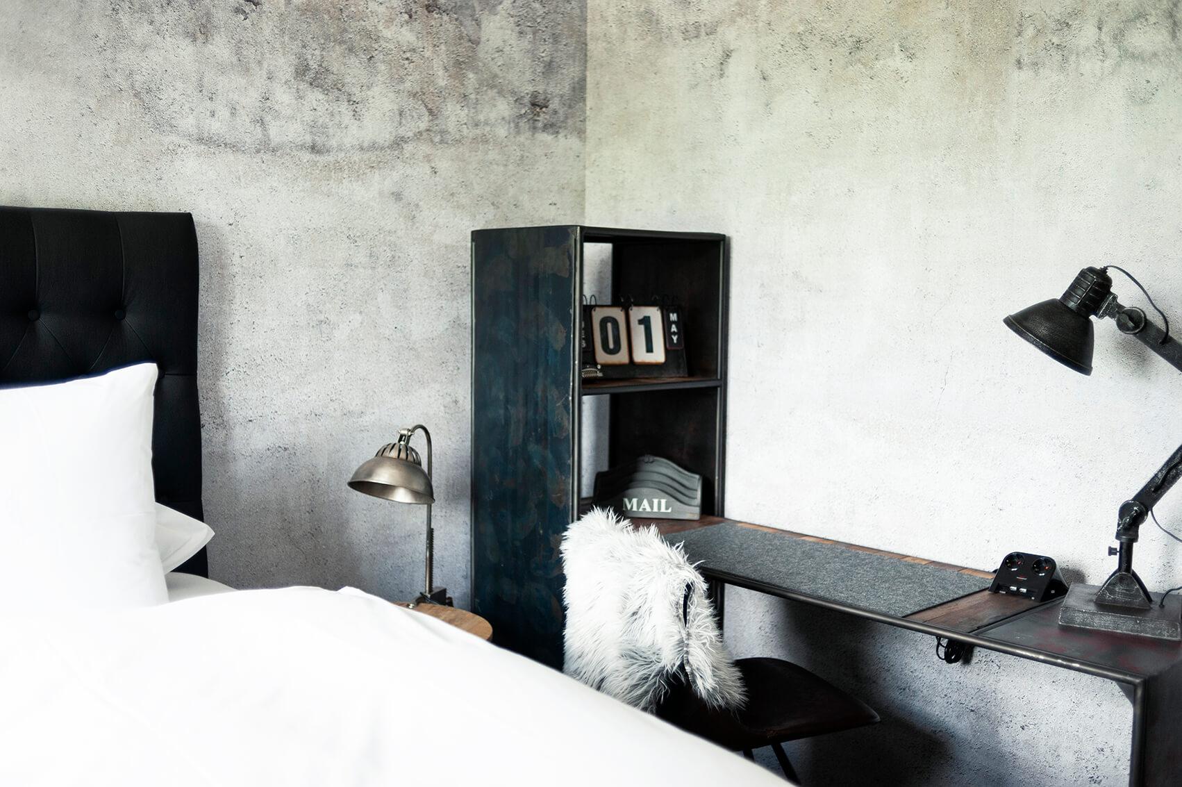 Kauers – Boutique Hotel – Verl – Industrie – Einzelzimmer Komfort