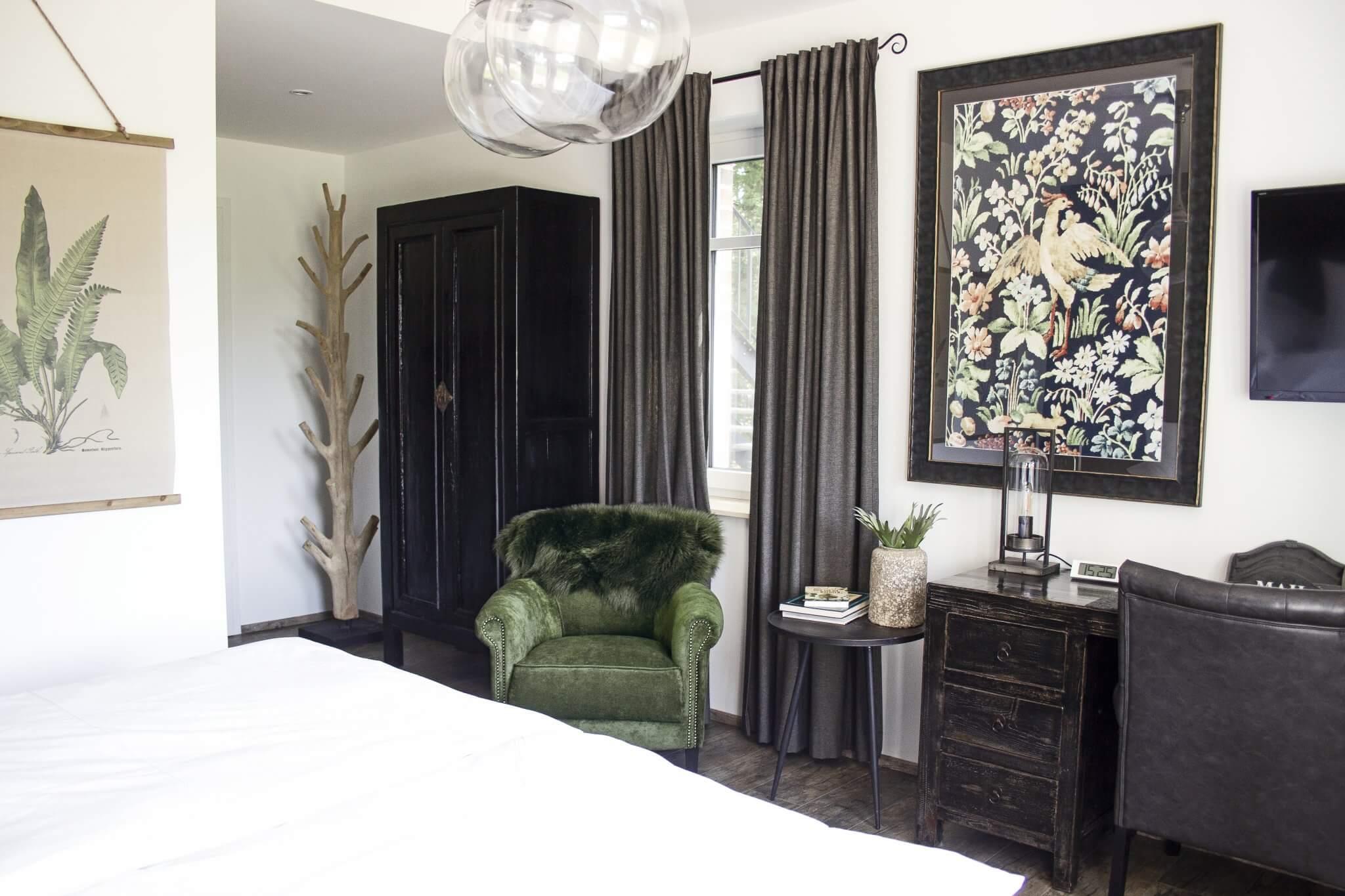 Doppelzimmer Komfort – Botanik