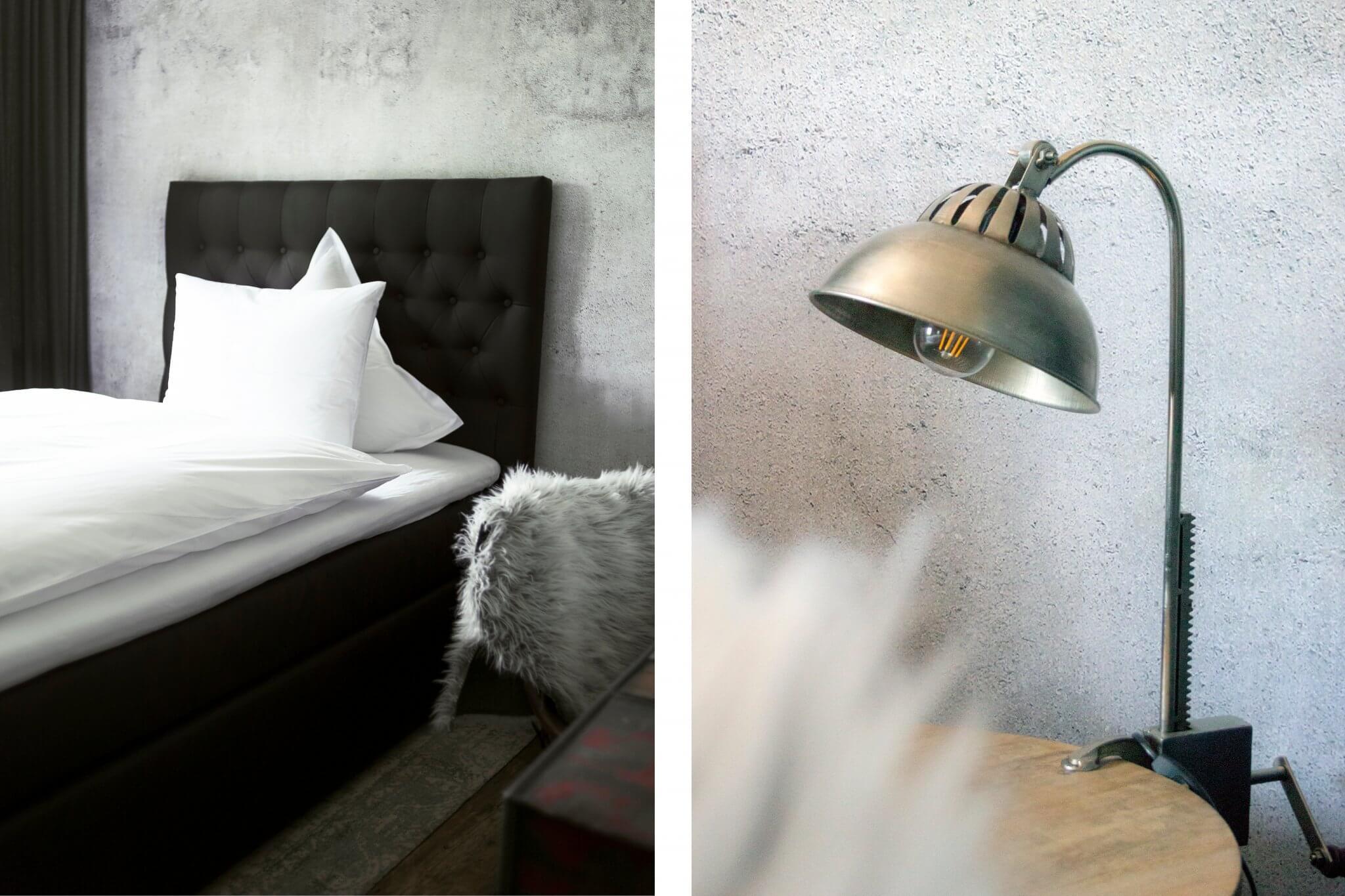 Einzelzimmer Komfort – Industrie