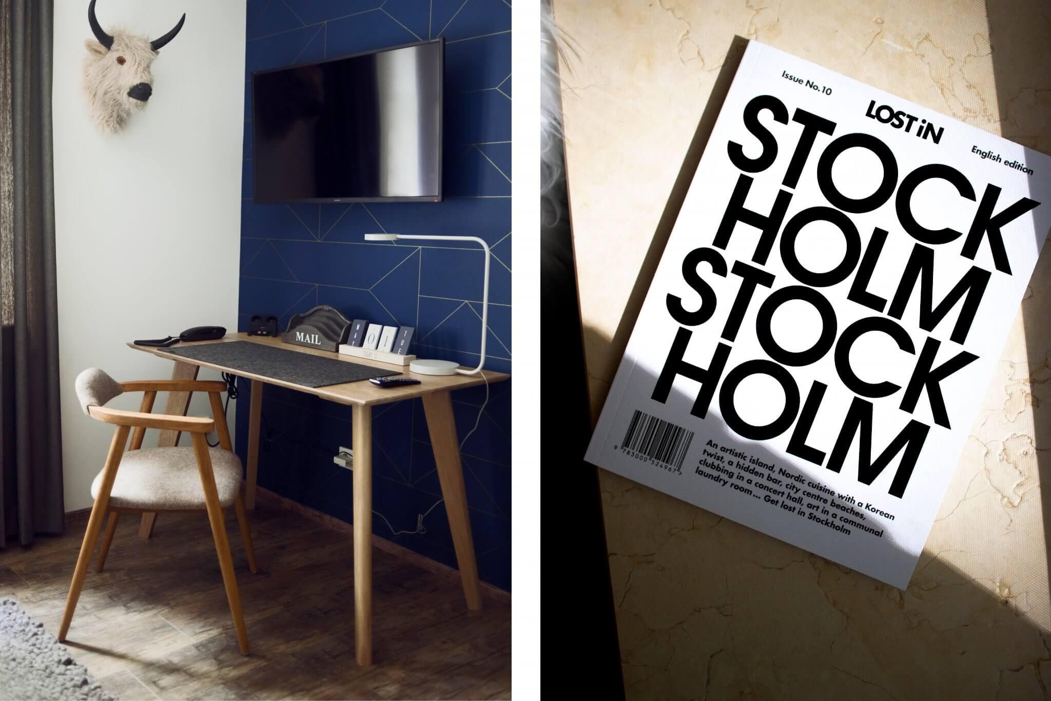 Doppelzimmer Komfort – Stockholm